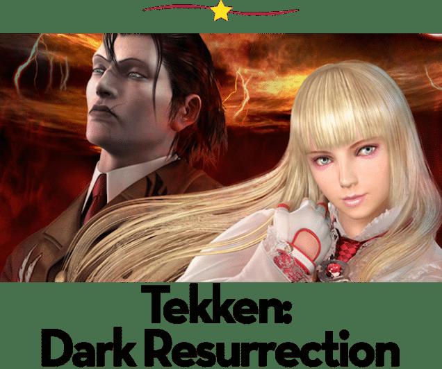 Juegos de PSP: Tekken Dark Resurrection