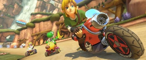 DLC Mario Kart 8