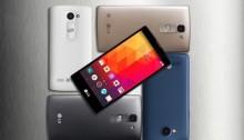smartphones de LG