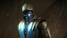 mortal kombat x blue steel sub-zero