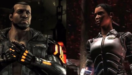 mortal kombat x the briggs family