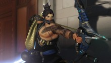 overwatch gameplay hanzo