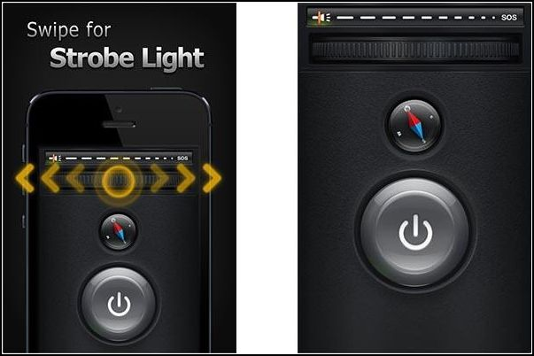Flashlight by Mobile Apps Inc linterna gratis