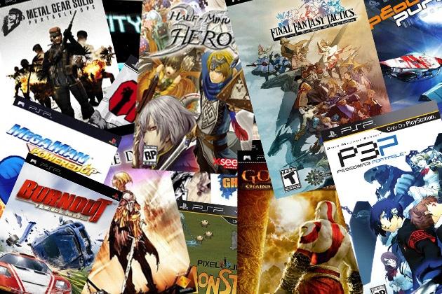 12 Mejores Juegos De Psp En 2014