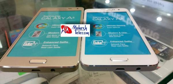Galaxy A3 Galaxy A5