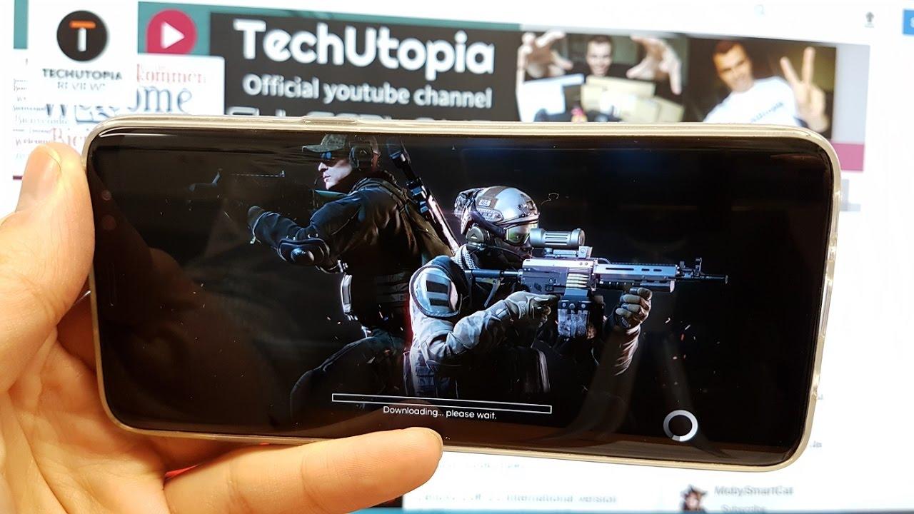 afterpulse en el Galaxy S8