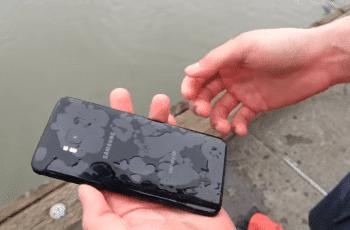 Galaxy S9 resistencia al agua