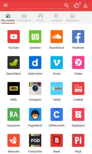 descargador de aplicaciones para windows