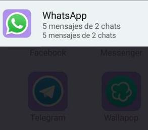 problema dobles notificaciones whatsapp