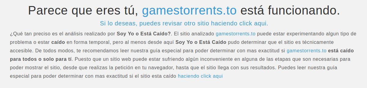 gamestorrents caido