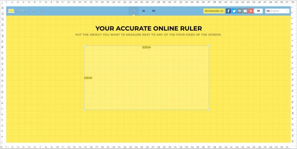get ruler