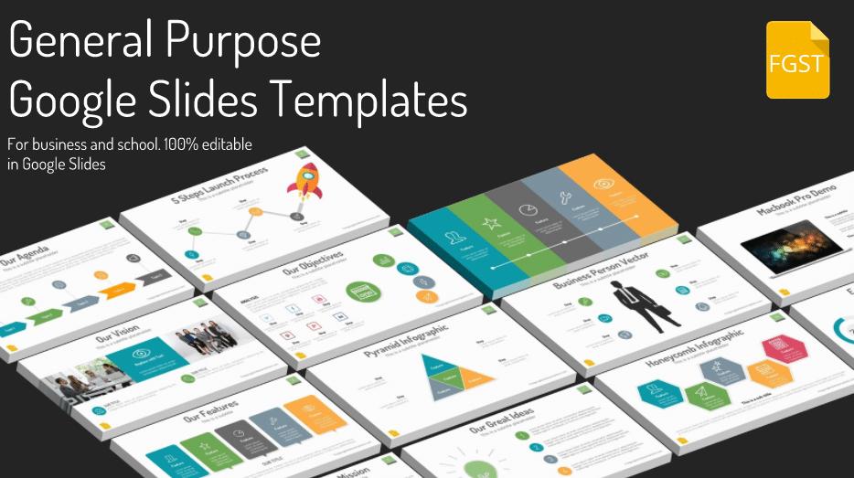 template google slides