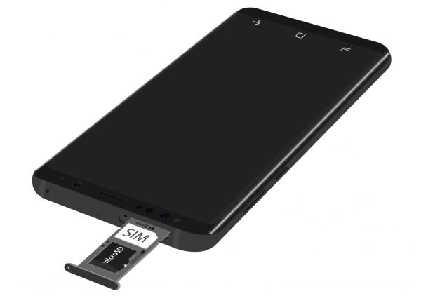 Galaxy S9: cambiar PIN de la SIM