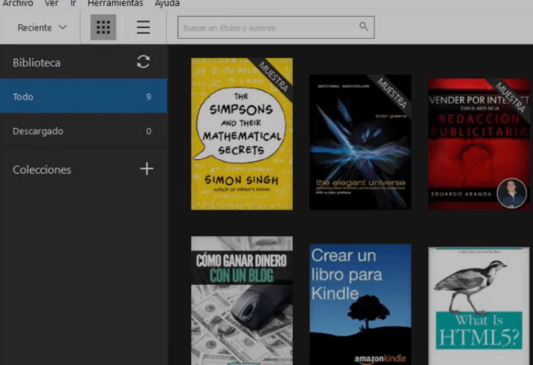 Kindle PC