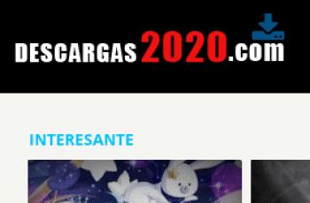 descargas2020.com, logo