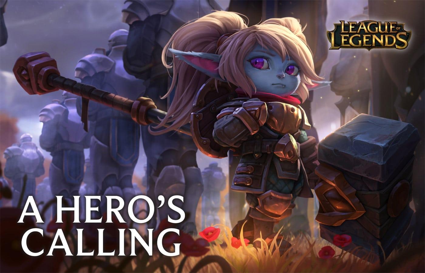a hero's calling