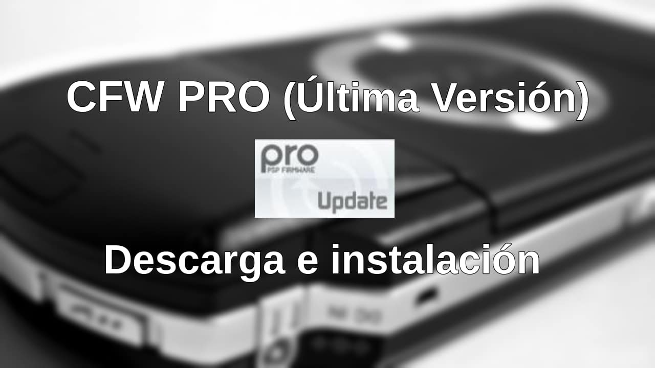 psp custom firmware pro