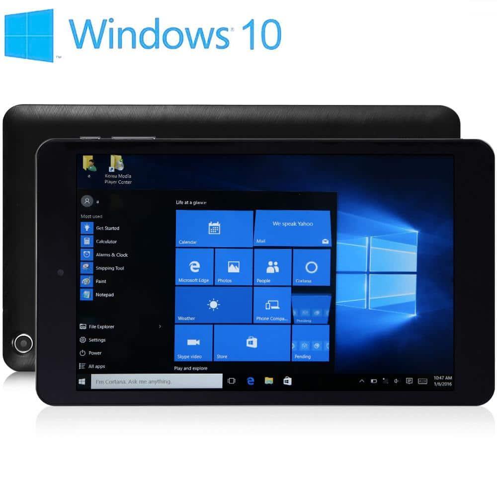 Chuwi Vi8 Plus: instalación de Windows 10 desde cero