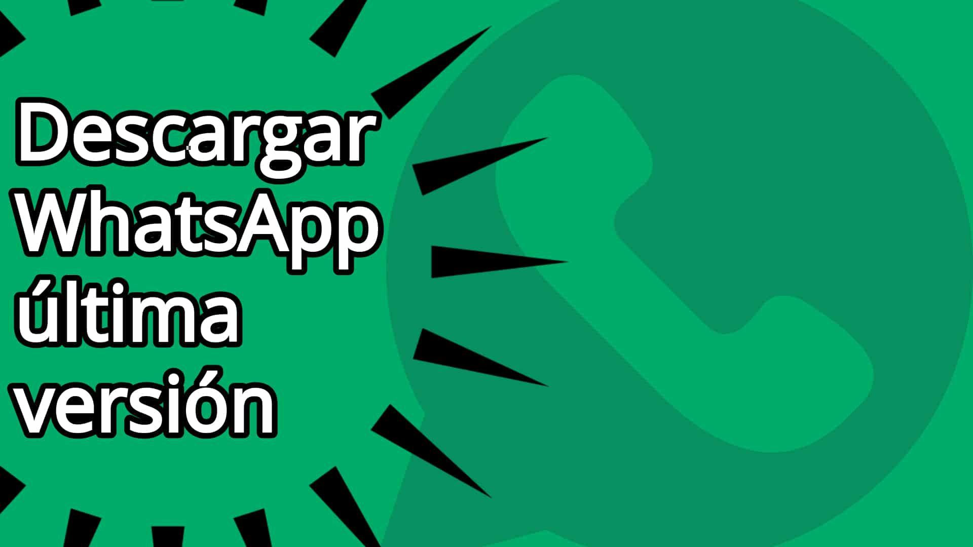 descargar whatsapp apk