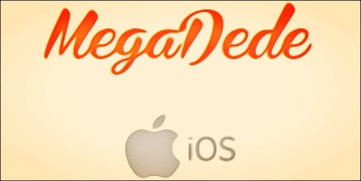 Megadede para iOS